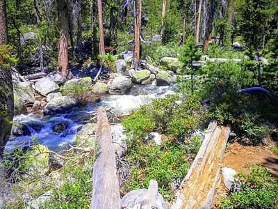 Photograph - Yosemite Adventure by Richard Yates