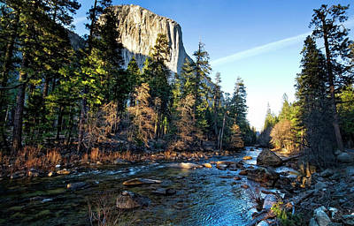 Photograph - Yosemite Afternoon by Julianne Bradford