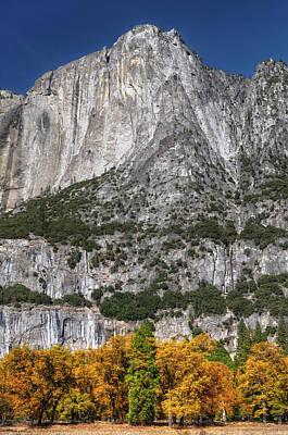 Fall Colors Photograph - Yosemite Autumn by Joseph Smith