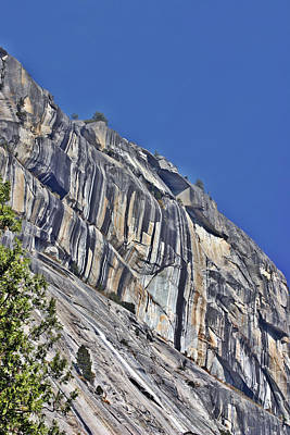 Photograph - Yosemite Diagonal by Duncan Pearson