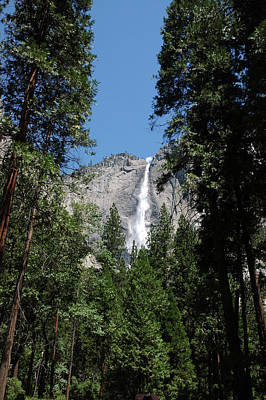 Mountains Photograph - Yosemite Falls 5 by LeeAnn McLaneGoetz McLaneGoetzStudioLLCcom