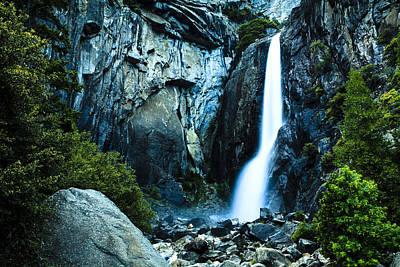 Photograph - Yosemite Falls by Ben Graham