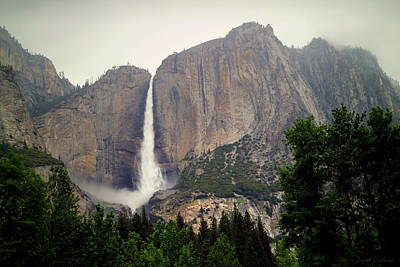 Photograph - Yosemite Falls Horizontal by Joyce Dickens