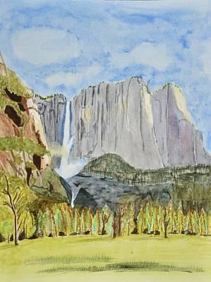 Yosemite Falls Original