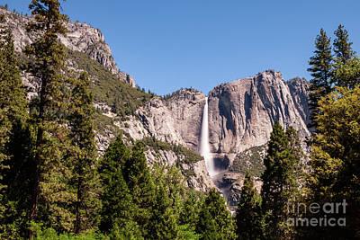 Photograph - Yosemite Falls Yosemite by Dan Carmichael