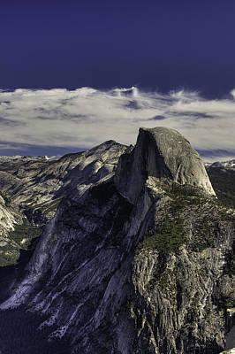 Yosemite Granduer Art Print by Jim Riel