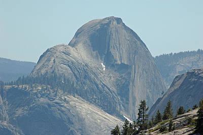 Hiking Photograph - Yosemite Half Dome 1 by LeeAnn McLaneGoetz McLaneGoetzStudioLLCcom