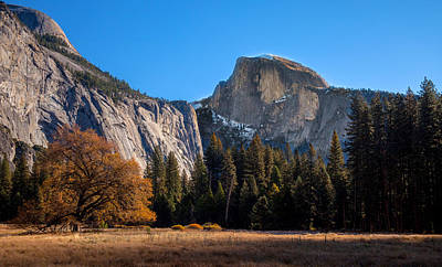 El Capitan Photograph - Yosemite Morning by J Allen
