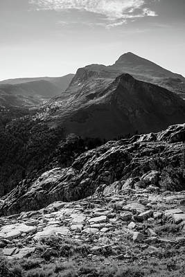 Photograph - Yosemite - Mount Dana by Alexander Kunz