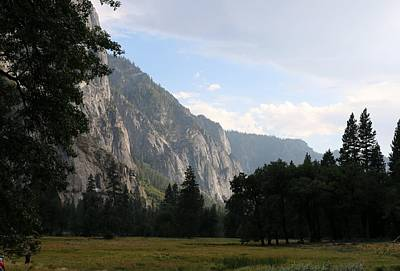 Photograph - Yosemite National Park - 3 by Christy Pooschke