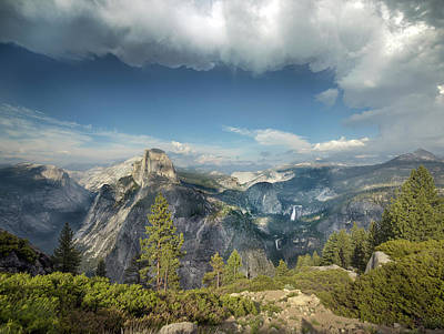 Photograph - Yosemite National Park by Carol Highsmith