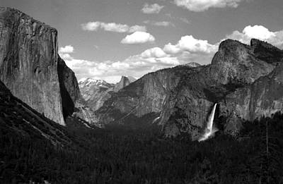 Art Print featuring the photograph Yosemite National Park  by Emanuel Tanjala