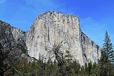 Photograph - Yosemite No. 5-1 by Sandy Taylor