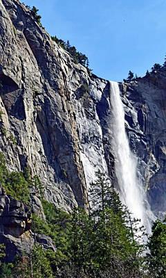 Photograph - Yosemite No. 611-1 by Sandy Taylor