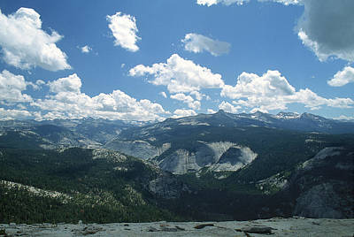 Photograph - Yosemite Panoramic by John Farley