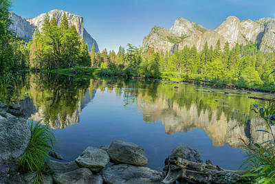 Photograph - Yosemite by RC Pics