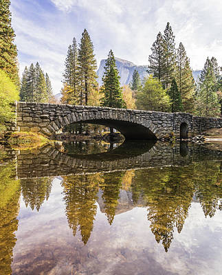Photograph - Yosemite Reflections by Alpha Wanderlust