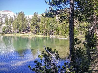 Photograph - Yosemite Lake by Richard Yates