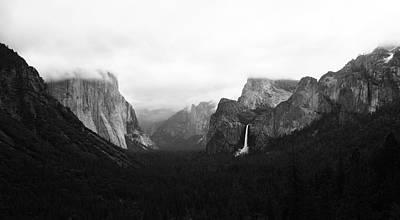 Yosemite Art Print by Ricky Sandoval