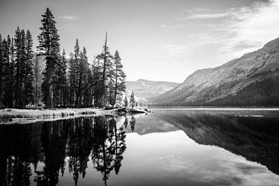 Photograph - Yosemite - Tenaya Lake Morning by Alexander Kunz