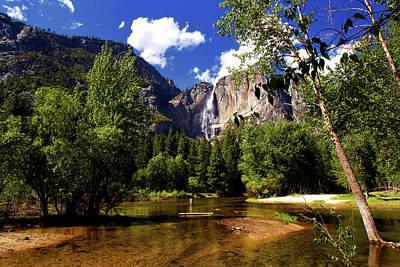 Photograph - Yosemite by Thomas Bomstad