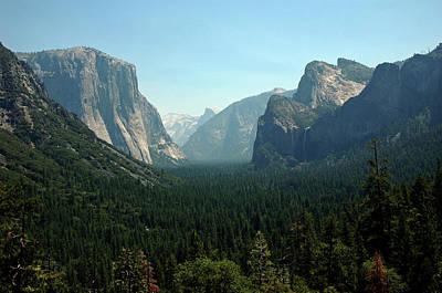 Animal Photograph - Yosemite Valley C by LeeAnn McLaneGoetz McLaneGoetzStudioLLCcom