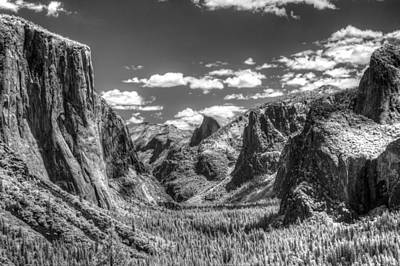 Photograph - Yosemite Valley by G Wigler