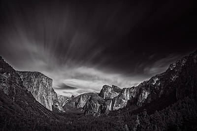 Photograph - Yosemite Valley by Ian Good