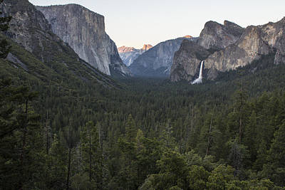 Photograph - Yosemite Valley In Color  by John McGraw