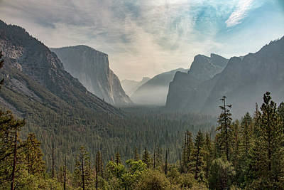 Photograph - Yosemite Valley by Kristia Adams