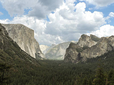 Yosemite Valley Yosemite National Park Art Print