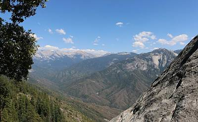 Af Vogue - Sierra Nevada View - 2  by Christy Pooschke