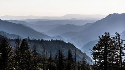 Photograph - Yosemite View 27 by Ryan Weddle