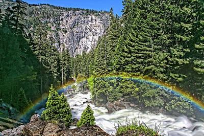 Photograph - Yosemite View 29 by Ryan Weddle