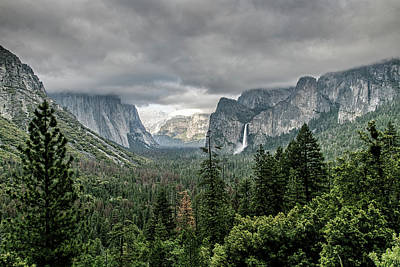 Photograph - Yosemite View 36 by Ryan Weddle