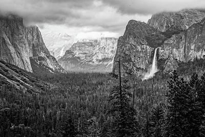 Photograph - Yosemite View 38 by Ryan Weddle