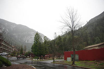 Photograph - Yosemite View Lodge A by Phyllis Spoor