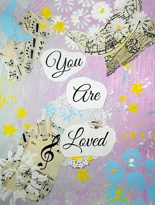 You Are Loved With Music Original