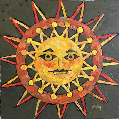 Painting - You Are My Sunshine by Phiddy Webb