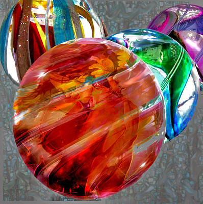 Digital Art - You Are My World by Jane Schnetlage