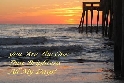 Photograph - You Are The One... by Robert Banach