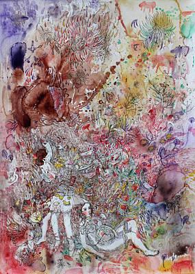 Painting - You Can Fly by Aurelija Kairyte-Smolianskiene