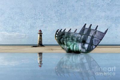 Digital Art - You Let Me Down by Steev Stamford