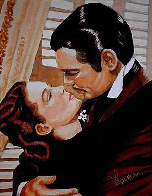 You Need Kissing Badly Art Print by Al  Molina