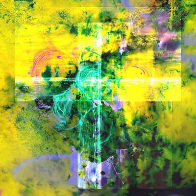 Digital Art - You Say by Payet Emmanuel