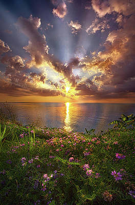 Photograph - You Sing To My Spirit by Phil Koch