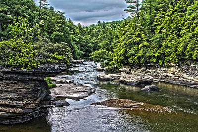 Photograph - Youghiogheny by Daniel Houghton