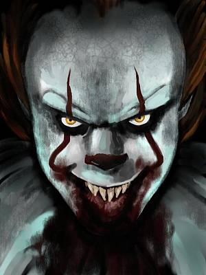 Stanford Digital Art - You'll Float Too by Amber Stanford