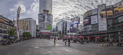 Photograph - Young-dundas Square by John McGraw