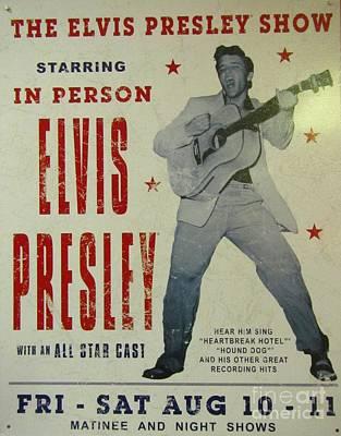 Young Elvis Original